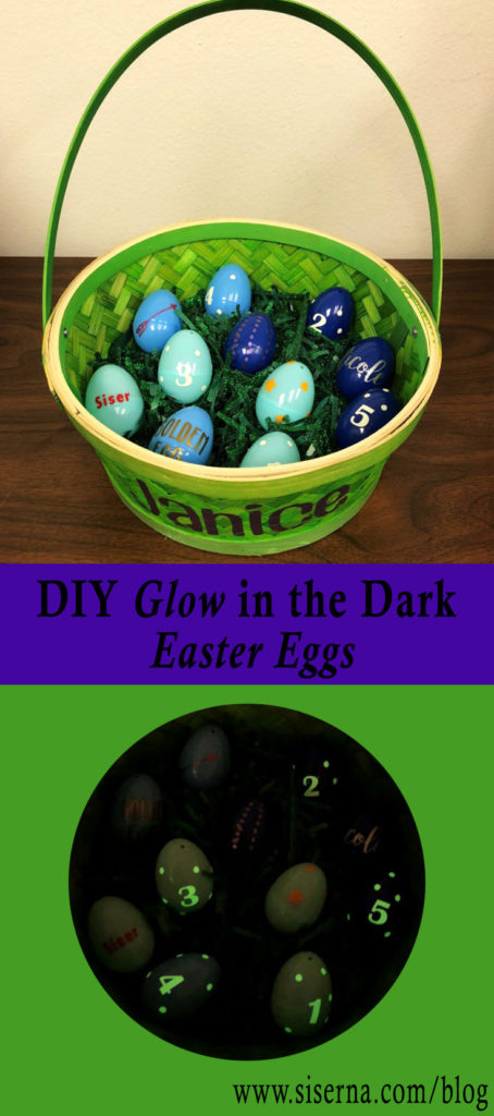 Decorate Easter eggs with EasyPSV glow in the dark for a hunt that will entertain all ages! Don't forget you can decorate your Easter basket with EasyPSV as well!