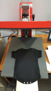 How to heat press EasyPatterns