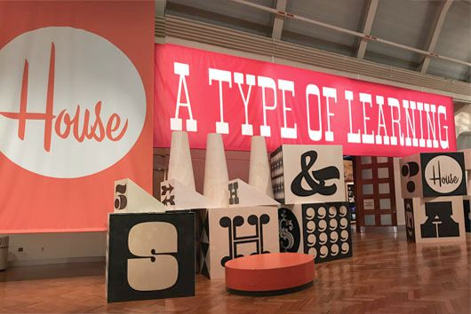 House: A Type of Learning exhibit at the Henry Ford Museum