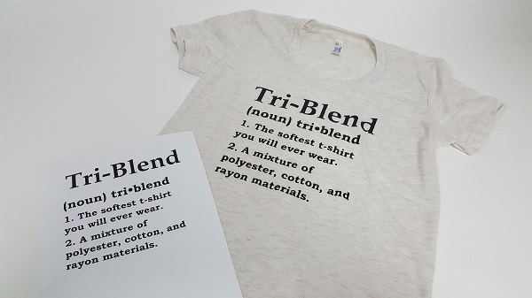 If you think you're limited to the pre-loaded fonts on the Brother ScanNCut2, well think again! You can use almost any font by using the Scan to Cut Data feature! We'll show you step by step how to transform a copied document to a cut file to a heat transfer vinyl t-shirt!