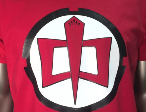 Throwback Thursday #3 Cosplay Hero Logo Design