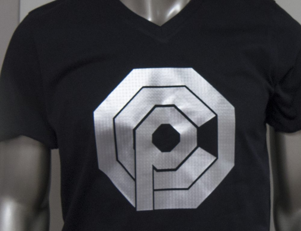 Throwback Thursday #5 RoboCop Logo in EasyWeed Electric
