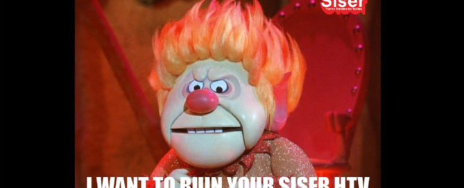 I want to ruin your Siser HTV heat miser
