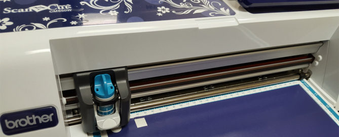 How to cut Siser HTV on the Brother ScanNCut