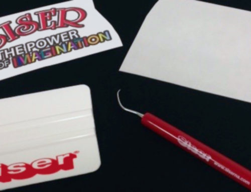 How to Reverse Weed Siser Print and Cut Material