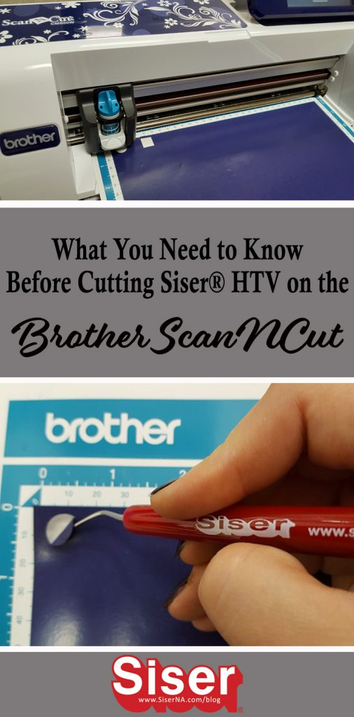Before you make your first cut, read these beginner tips from the Siser Blog. Plus get the free test cut file for CanvasWorkspace. Soon you'll be cutting Siser heat transfer vinyl on your Brother Scan N Cut like a pro!
