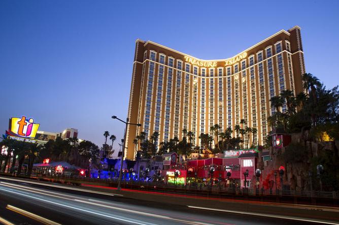 Treasure Island Casino / Hotel