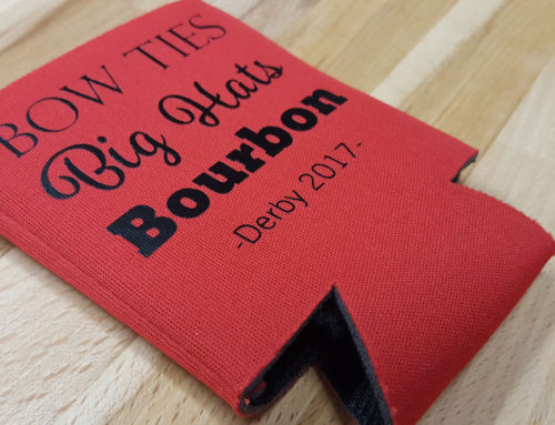 How To Heat Press Can Koozies