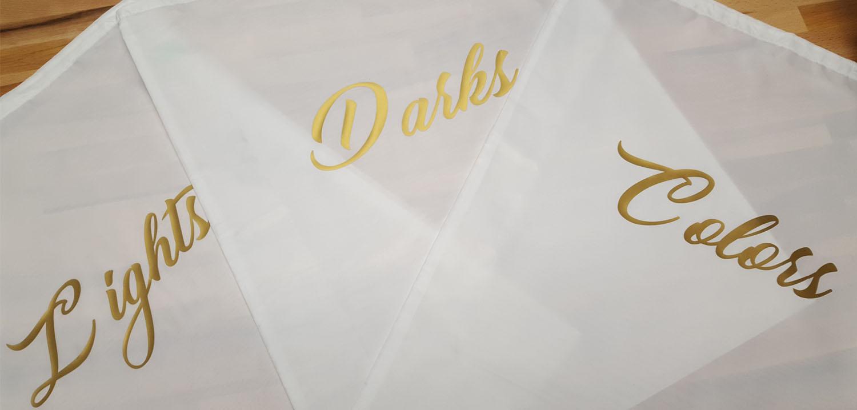 diy nylon laundry bag organization