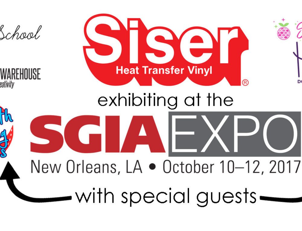 Join us for 3 Days of Free Classes at the SGIA Expo