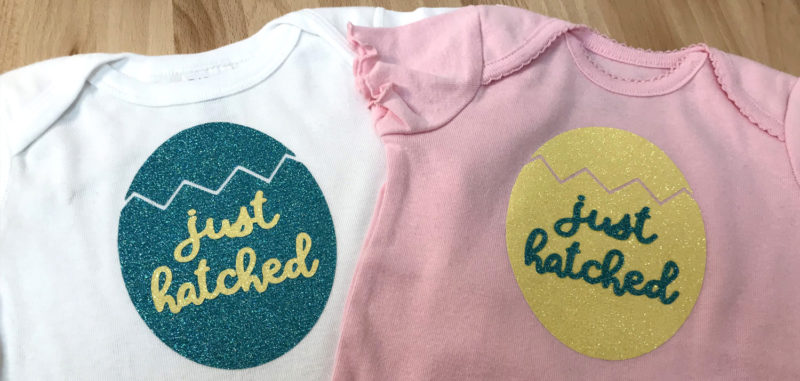 How to heat apply onesies or baby suits with a cap press of clam press