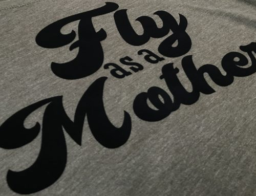 DIY Mother's Day T-Shirt with StripFlock® HTV