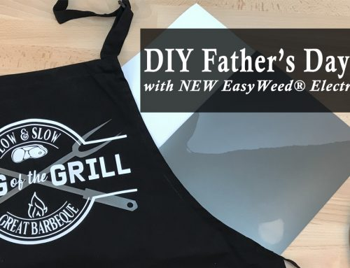 DIY Father's Day BBQ Apron