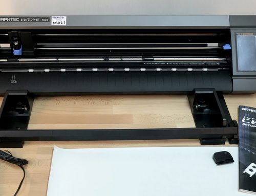 Cutting Siser® HTV with the Graphtec CE Lite-50