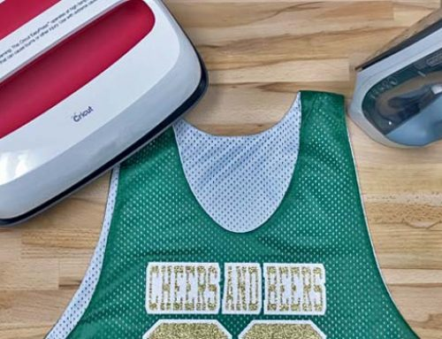 How to Decorate a Polyester Mesh Jersey