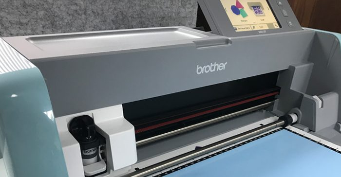 Brother ScanNCut DX 125 review and tutorial