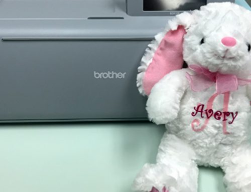 Custom Stuffed Animal with StripFlock® Pro HTV